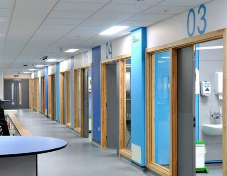 New A&E department finally opens