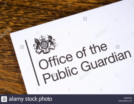 london-uk-dec-18th-2017-the-symbol-for-the-office-of-the-public-guardian-KWKAXG